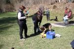 Obedience-Seminar mit Diana Ripp am 20.04.2013