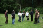 Obedience-Seminar mit Gerlinde Dobler am 22.06.2014