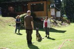 Obedience-Seminar mit Gerlinde Dobler am 22.06.2014